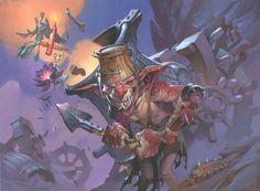 Magic: The Gathering, Goblin Charbelcher, Jesper Ejsing