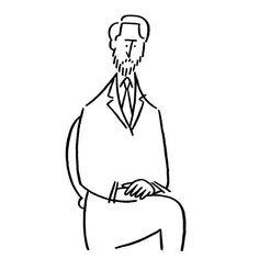 Modigliani. #modigliani #leopoldzborowski #yunagaba #kaerusensei #長場雄