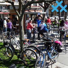Fotografía de la La 5ª Bicicletada de 30 Días en Bici en Gijón