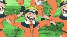 Look at all those Narutos lol
