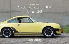 Motori: #March #Sale: #Auction Your Car on BaT for Just $49 (link: http://ift.tt/2m8YbUc )