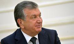 Líder interino do Uzbequistão ganha a presidência