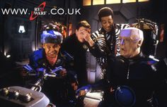 Red Dwarf - One Of The Best Comedy Series Of All Time