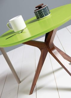 Trio Coffee Table - Contemporary Coffee Table