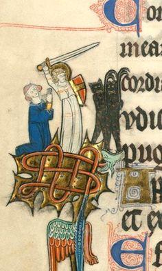 Women on the edge, part 1 Cambrai, bibl mun MS 87
