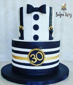 32 Creative Photo Of Birthday Cake For Men