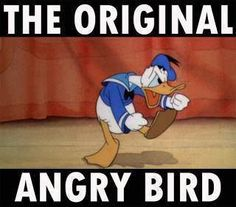 Top 20 most funny Angry birds memes and Jokes - Funny Duck - Funny Duck meme - - Childhood memories The post Top 20 most funny Angry birds memes and Jokes appeared first on Gag Dad. Disney Pixar, Run Disney, Disney Love, Walt Disney, Disney Stuff, Disney Magic, Disney Cast, Disney Animation, Funny Friday Memes