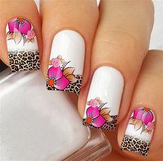 unhas na cor rosa veja alguns detalhes para se inspirar Fabulous Nails, Gorgeous Nails, Pretty Nails, Nail Polish Art, Toe Nail Art, New Nail Trends, Nagel Bling, Wow Nails, Nail Art Techniques