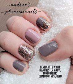 Do It Yourself Nails, How To Do Nails, Nail Color Combos, Nail Colors, Cute Nails, Pretty Nails, Hair And Nails, My Nails, Happy Nails