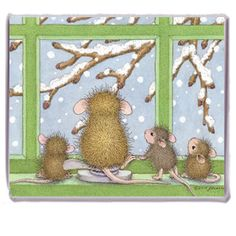 """Refrigerator Magnet"", Stock #: M-2016-12, from House-Mouse Designs®. This item was recently purchased off from our web site. Click on the image to see more information."