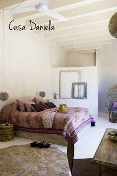 Hanging bedside mini lotus lights