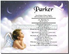 Angel Boy Clouds Dove Heaven Religious Inspirational One First Name Origin Print God Jesus Christian Holy Spirit Theme