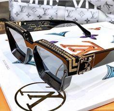 LV black millionaire sunglasses for Sale in Pompano Beach, FL - OfferUp Louis Vuitton Glasses, Louis Vuitton Homme, Glasses Shop, Mens Glasses, Louis Vuitton Millionaire Sunglasses, Balenciaga, Givenchy, Fashion Eye Glasses, Lv Bags