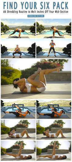 Tone & sculpt your abs while melting fat off your mid-section!