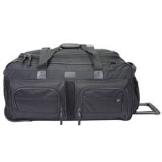 "Western Pack WH600 Series 26"" Wheeled Duffel Bag (Black) Western Pack $40.00 http://smile.amazon.com/dp/B001CEOP5E/ref=cm_sw_r_pi_dp_29u9ub1JMRMSB"