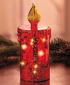 30cm Pyramid Cone Advent Candle Dinner Festive Christmas Decor Gift Count Down