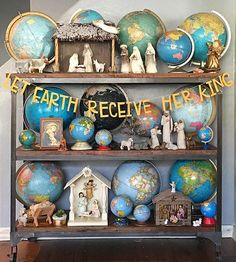 ...Let EARTH receive her King... #nativity