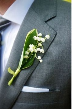 i would love lily of the valley in my wedding