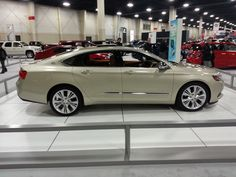 2014 Chevy Impala - Utah International Auto Expo  http://www.rivertonchevy.com