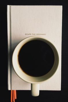 It is about the coffee but it is not about the coffee