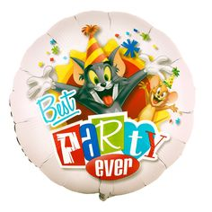 Tom and Jerry Foil Balloon, 67201
