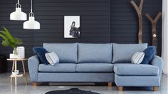 Fabric Lounges – Couch, Sofa, Modular Lounges, Couches   Domayne