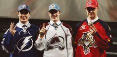 2013 top 3 nhl draft picks