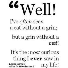 New quotes alice in wonderland lewis carroll words ideas Alice And Wonderland Quotes, Alice In Wonderland Tea Party, Adventures In Wonderland, New Quotes, Change Quotes, Book Quotes, Inspirational Quotes, Alice Quotes, Disney Quotes