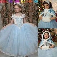 Jag tror du skulle gilla Kids Cosplay Vestidos 2015 New Princess Girl Cartoon Animation Lace Dress High Quality Chiffon Children Ankle-length Tutu Dress. Lägg till den i din önskelista!  http://www.wish.com/c/54bf9a73429a6a59247f1a70