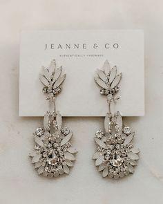 "Jeanne and Co on Instagram: ""ℕ𝕖𝕨 𝕤𝕥𝕪𝕝𝕖𝕤 𝕝𝕠𝕒𝕕𝕚𝕟𝕘..."" Place Card Holders, Earrings, Cards, Handmade, Instagram, Style, Ear Rings, Swag, Stud Earrings"