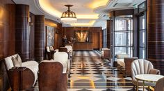 London's Next Great Hotel | The Read | The Journal | Issue 185 | 01 October 2014 | MR PORTER