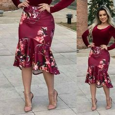 Shop sexy club dresses, jeans, shoes, bodysuits, skirts and more. African Dresses For Kids, Latest African Fashion Dresses, Skirt Outfits, Dress Skirt, Bodycon Dress, Modest Fashion, Girl Fashion, Fashion Outfits, Dress Patterns