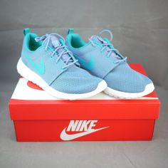 best cheap 03b9b e670d Nike Roshe Run Women 511882-504 Iron Purple   Turbo Green-Summit White-