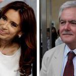 Terminó el mandato de Cristina Kirchner y Federico Pinedo será presidente por 12 horas