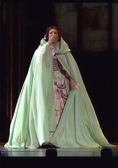 Sierra Boggess as Christine Daaé in the 25th Anniversary production of Phantom of the Opera