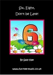 Six, Eight Don't Be Late! This site has songs for different metres Christmas Material, Fun Songs, Eyfs, Primary School, Play, Children, Music, Young Children, Musica