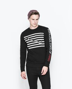 text sleeve sweatshirt - Google zoeken