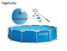 A legmagasabb medencefenntartó készletekben az Intex Deluxe medencekarbantartó készlet tökéletes az Intex medencék tiszta és friss tartására az úszás ideje alatt.     Jellemzői:  - Teleszkópos alumínium tengely   - Vákuum (elszívja a törmeléket a medence padlójáról és a szűrőn keresztül (Intex szűrőszivattyút igényel, amelynek minimális áramlási sebessége 800g/h (3,028 L⁄hr))   - Kimeneti csatlakozójához csatlakoztatható egy 24 '7' tömlő    A teleszkópos alumínium tengely a következő… Budapest, Products, Gadget