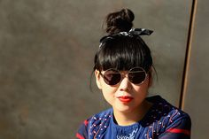 Susie Bubble Hair Knot