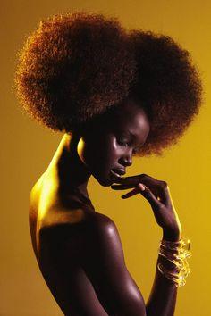 Ataui Deng, Jeneil Williams, Cora Keegan & Nairoby Matos by Elle Muliarchyk for…
