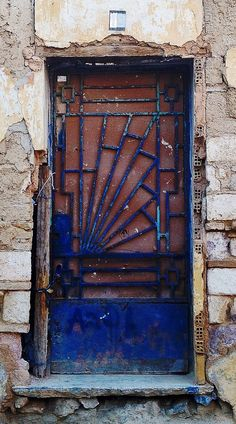 Athens, Greece door