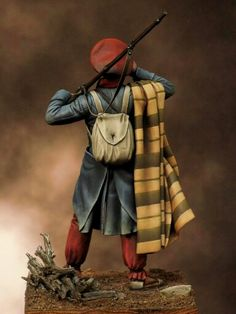 Carlista soldier 1837