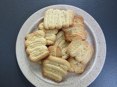 Recette des biscuits sprits au companion moulinex (ou pas)