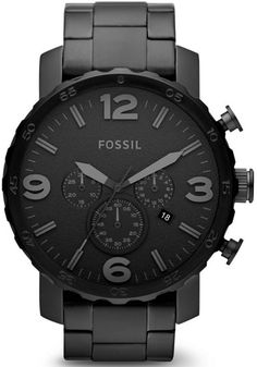 JR1401 - Authorized Fossil watch dealer - MENS Fossil NATE, Fossil watch, Fossil watches