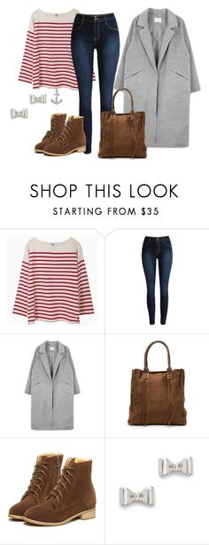 """Ootd#17"" by luludedid on Polyvore featuring WithChic, Marc by Marc Jacobs and Lafonn"