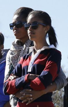 #FirstLady #FLOTUS Of The United States  Of America #MichelleObama #FirstDaughter Of The United States  Of America Malia #Obama