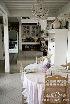 An Authentic And Beautiful French Home...Photo Heavy Post!