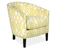 Charlize Barrel Chair, option for the living room (2)