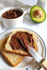 Cook A Life! byMaeva • Pâte à tartiner avocat, cacao, noisettes (vegan)