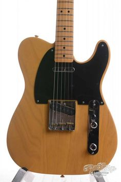 Fender 1952 Telecaster American Vintage Reissue Butterscotch USED